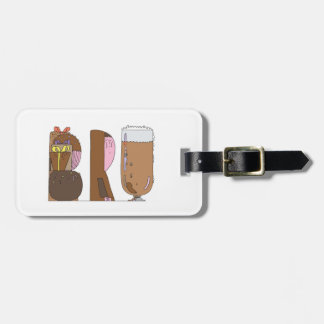 Luggage Tag | BRUSSELS, BE (BRU)