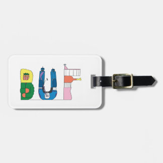 Luggage Tag | BUFFALO, NY (BUF)