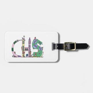 Luggage Tag | CHARLESTON, SC (CHS)