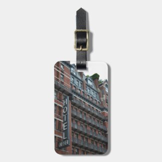 Luggage Tag: Chelsea Hotel Luggage Tag