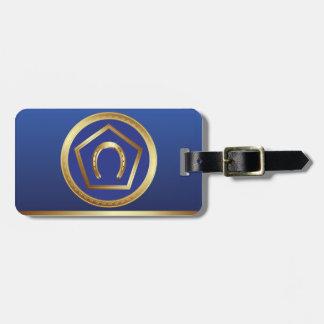 Luggage Tag: Germanna Foundation Luggage Tag