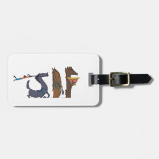 Luggage Tag | LOUISVILLE, KY (SDF)