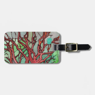 Luggage Tag - Manzanita Thicket