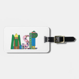 Luggage Tag   MINNEAPOLIS, MN (MSP)