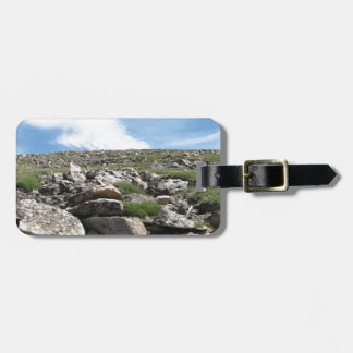 Luggage Tag, Moving Mountains!