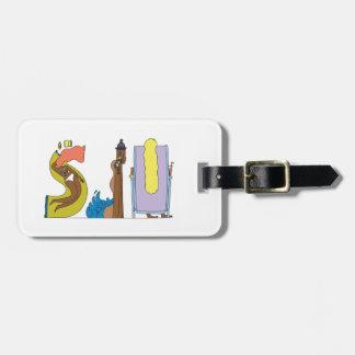 Luggage Tag   SAN JUAN, PR (SJU)