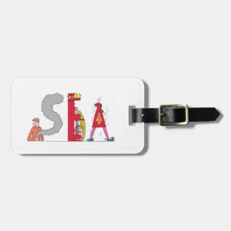 Luggage Tag | SEATTLE, WA (SEA)