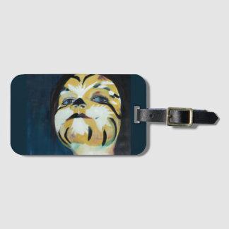 Luggage tag 'tiger'