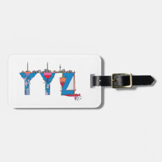 Luggage Tag | TORONTO, CA (YYZ)