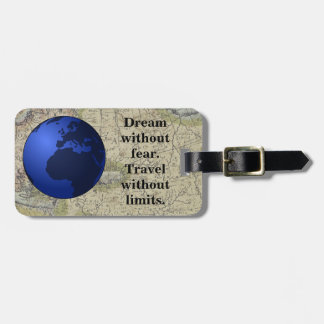 Luggage Tag - Travel