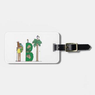 Luggage Tag | WEST PALM BEACH, FL (PBI)