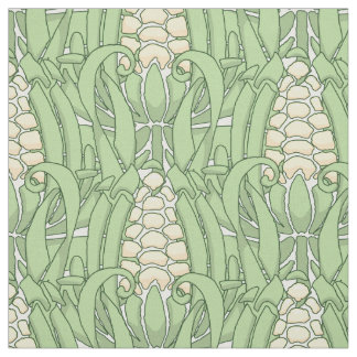 Lughnasadh Sweet Corn Fabric