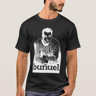Luis Bunuel T-shirt - Dark