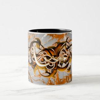 Luis Two-Tone Coffee Mug