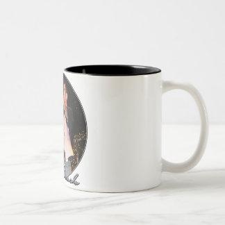 LuisMug Two-Tone Coffee Mug