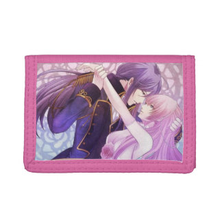 Luka and Gakupo Trifold Wallet