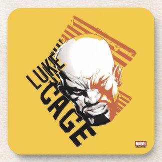 Luke Cage Badge Coaster