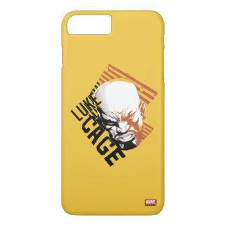 Luke Cage Badge iPhone 8 Plus/7 Plus Case