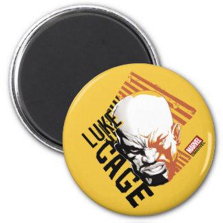 Luke Cage Badge Magnet