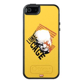 Luke Cage Badge OtterBox iPhone 5/5s/SE Case