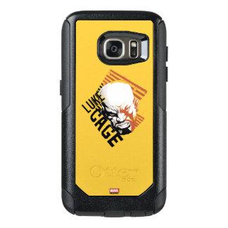 Luke Cage Badge OtterBox Samsung Galaxy S7 Case