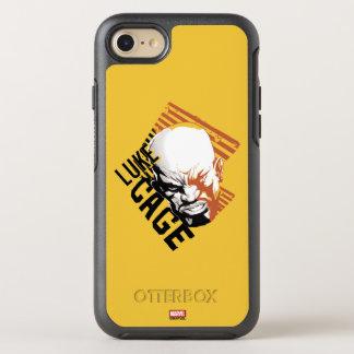Luke Cage Badge OtterBox Symmetry iPhone 8/7 Case