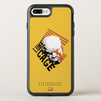 Luke Cage Badge OtterBox Symmetry iPhone 8 Plus/7 Plus Case