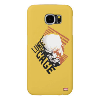 Luke Cage Badge Samsung Galaxy S6 Cases