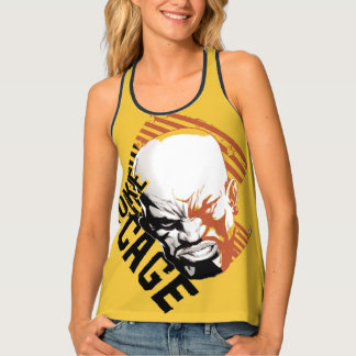 Luke Cage Badge Tank Top