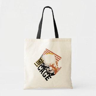Luke Cage Badge Tote Bag
