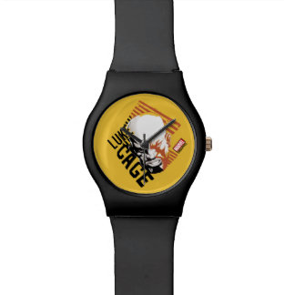 Luke Cage Badge Watch