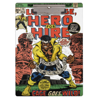 Luke Cage Comic #15 Clipboards