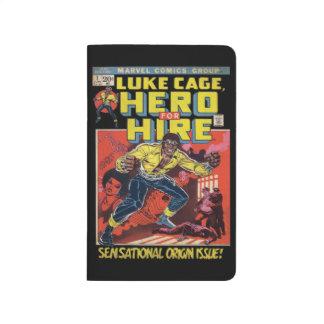 Luke Cage Comic #1 Journals