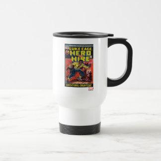 Luke Cage Comic #1 Travel Mug