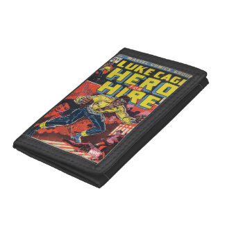 Luke Cage Comic #1 Trifold Wallet