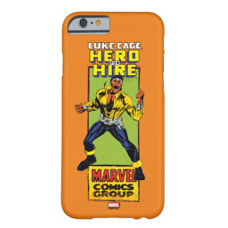 Luke Cage Comic Graphic Barely There iPhone 6 Case
