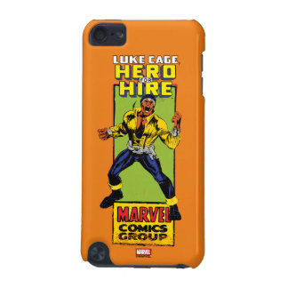Luke Cage Comic Graphic iPod Touch (5th Generation) Cases