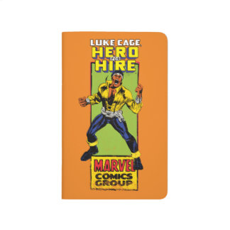 Luke Cage Comic Graphic Journal