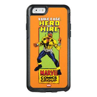 Luke Cage Comic Graphic OtterBox iPhone 6/6s Case