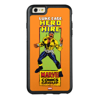 Luke Cage Comic Graphic OtterBox iPhone 6/6s Plus Case