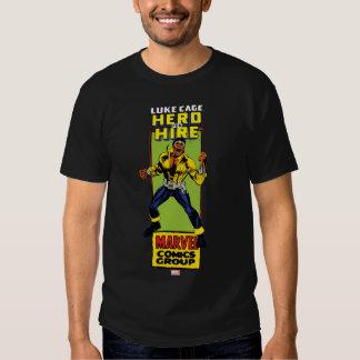 Luke Cage Comic Graphic Tee Shirt
