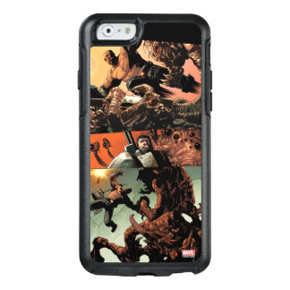 Luke Cage Fighting Aliens OtterBox iPhone 6/6s Case