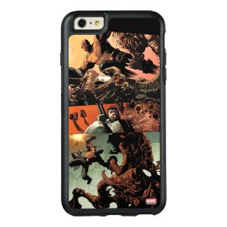 Luke Cage Fighting Aliens OtterBox iPhone 6/6s Plus Case