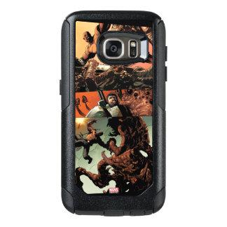 Luke Cage Fighting Aliens OtterBox Samsung Galaxy S7 Case
