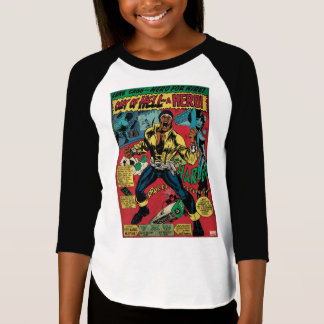 "Luke Cage ""Out Of Hell"" Tees"