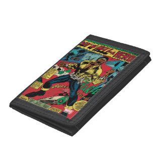 "Luke Cage ""Out Of Hell"" Tri-fold Wallets"