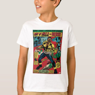 "Luke Cage ""Out Of Hell"" Tshirts"
