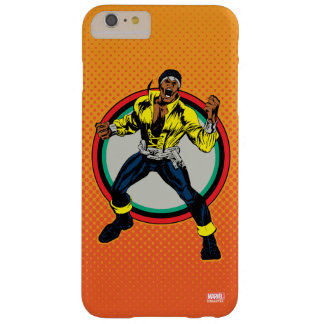 Luke Cage Retro Character Art Barely There iPhone 6 Plus Case