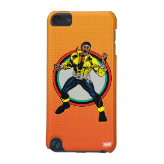 Luke Cage Retro Character Art iPod Touch (5th Generation) Covers