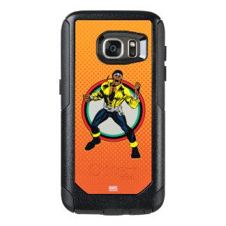 Luke Cage Retro Character Art OtterBox Samsung Galaxy S7 Case